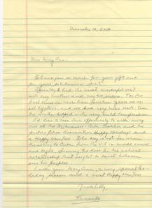 Fernando Gonzalez letter 2013-1-23